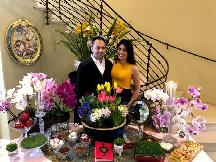Shermineh & Roozbeh Wedding